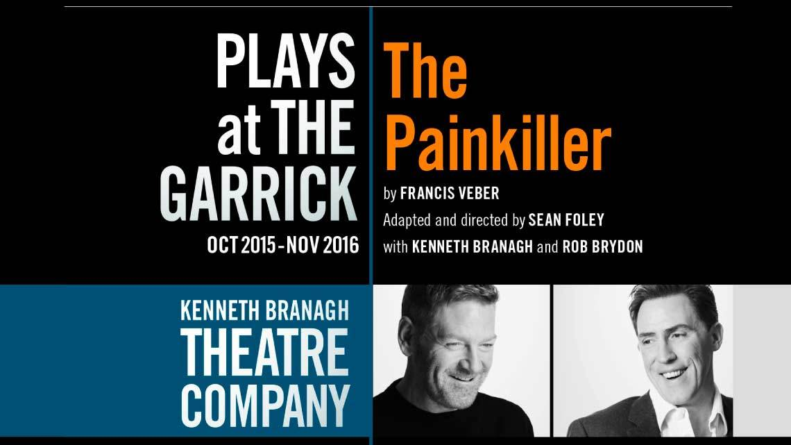 The Painkilller в театре Garrick