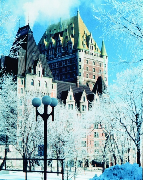 Fairmont le chateau frontenac, in, search, of, hotel, excellence:, fairmont, le, chateau, frontenac